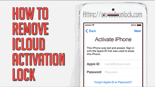 forgot apple id and password to activate iphone