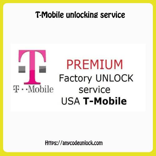 T-Mobile/Metro PCS USA iPhone Unlocking Service - X to XR